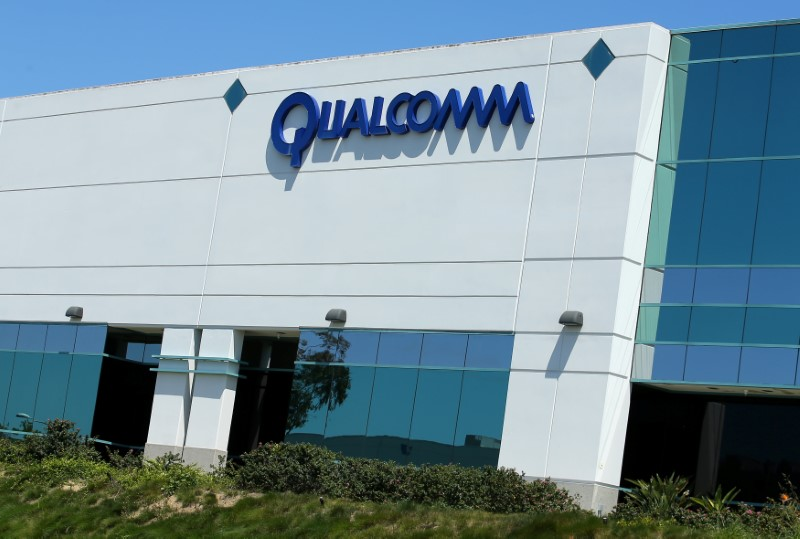 Qualcomm Stock Rises 5% on News of U S  Deal with Major