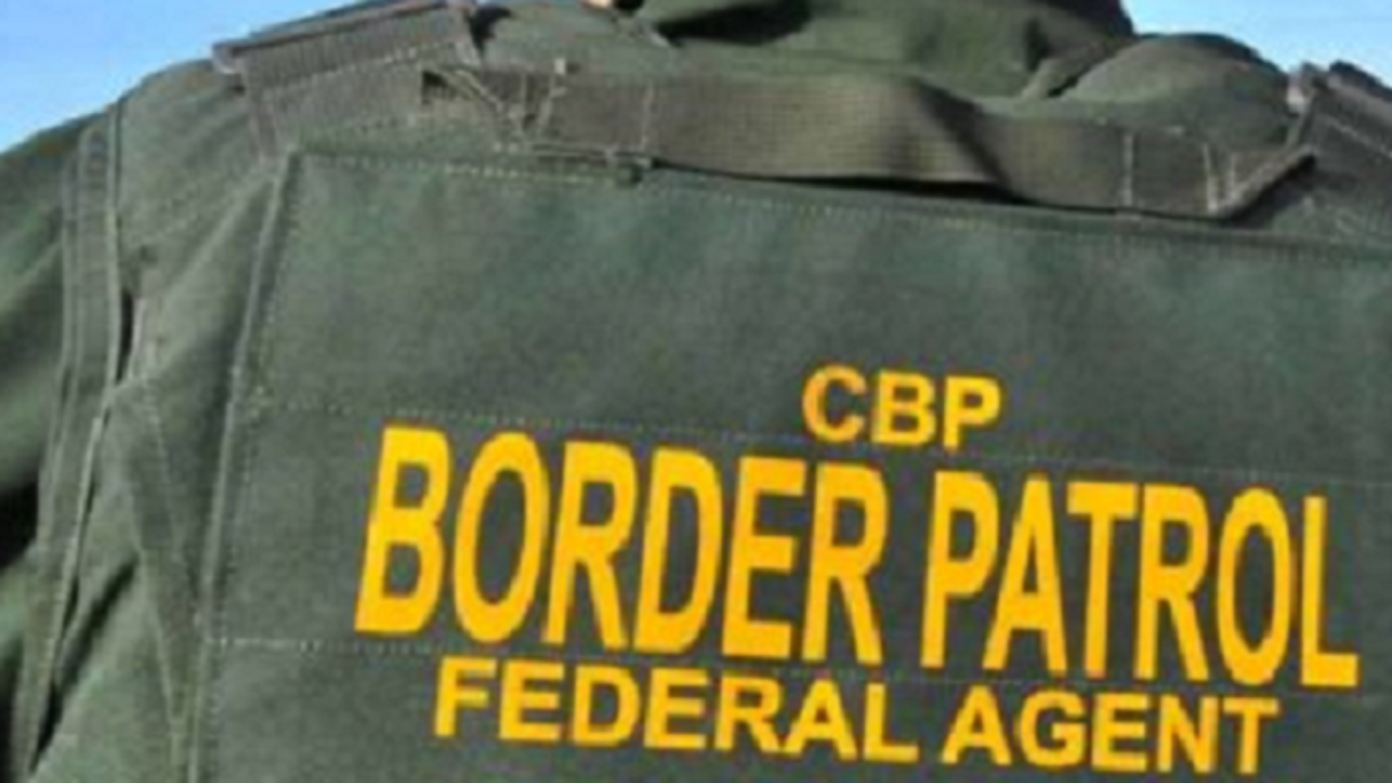 Customs and Border Protection Officers Arrest Man, 70