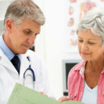 A doctor with a Medicare patient. Photo courtesy Centers for Medicare & Medicaid Services