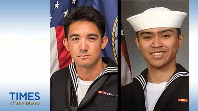 Navy Fires Commander, XO from USS Fitzgerald for Fatal Collision