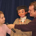 Ventriloquist Joe Gandelman