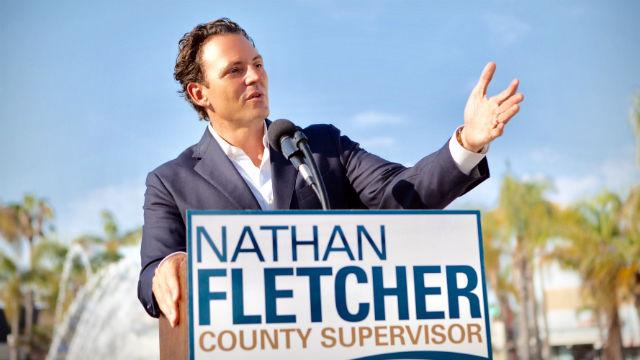 Nathan Fletcher.