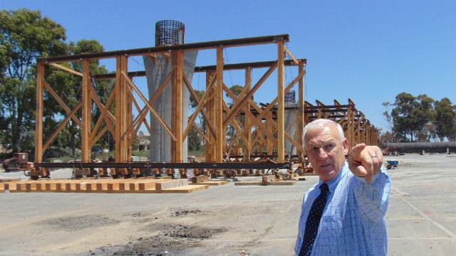 SANDAG Chairman Ron Roberts
