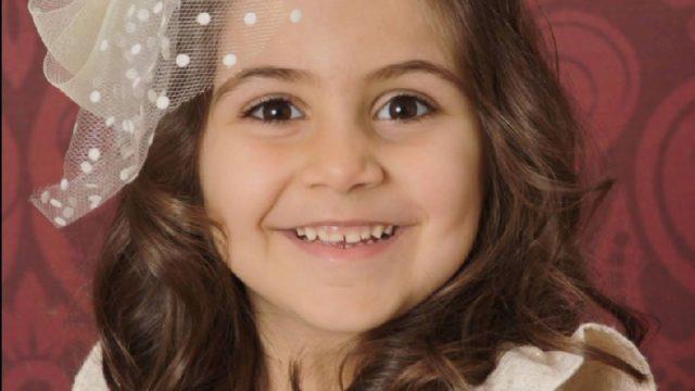 Six-year-old Kristina Andarus.