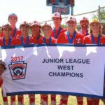 Encinitas Junior Little League All-Star Team