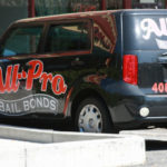 Bail bonds vehicle
