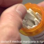 Scene from 'Ask your doctor' medical marijuana commercial by BudTrader.com.