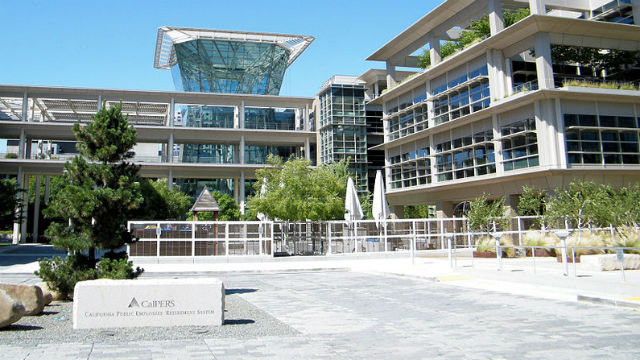 CalPERS headquarters