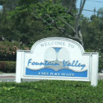 Fountain Valley sign