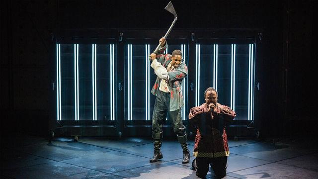 """Scene from """"Hamlet"""""""