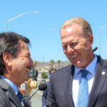 Mayors of San Diego and Tijuana