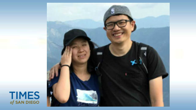Crews try to find bodies of Chinese couple in submerged vehicle