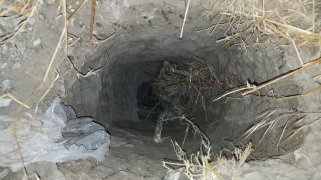 U.S. border agents find smuggling tunnel in San Diego