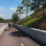 Route 15 bikeway