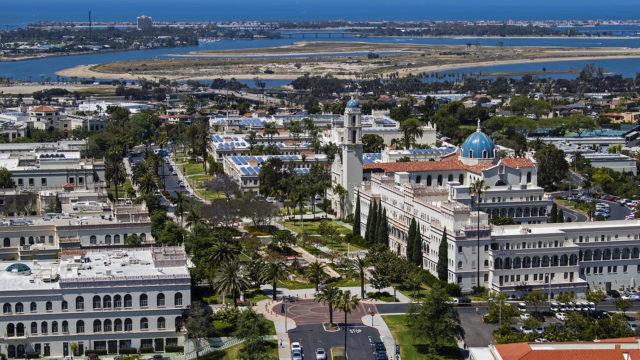 University of San Diego campus