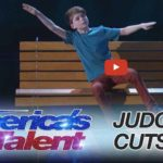 "Merrick Hanna of Encinitas in ""Judge Cuts"" episode of NBC's ""America's Got Talent."""
