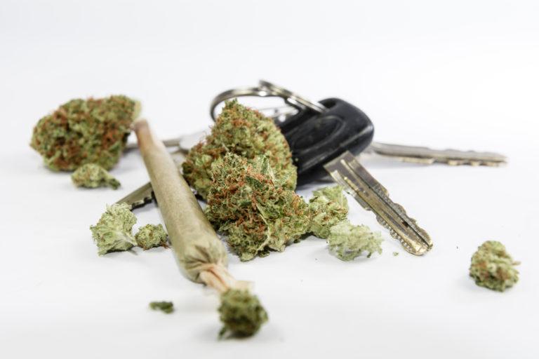 Marijuana drugged driving