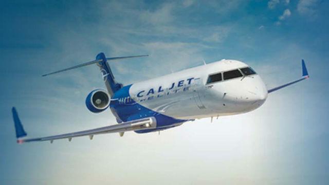 Cal Jet Elite aircraft