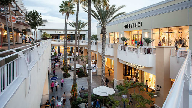 Welcome To Fashion Valley - A Shopping Center In San Diego 33