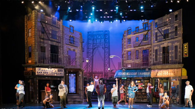 """Scene from """"In the Heights"""""""