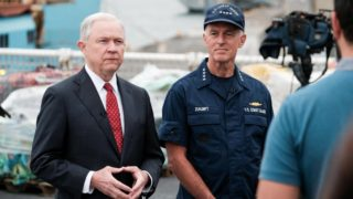 Attorney General Jeff Sessions, USCG