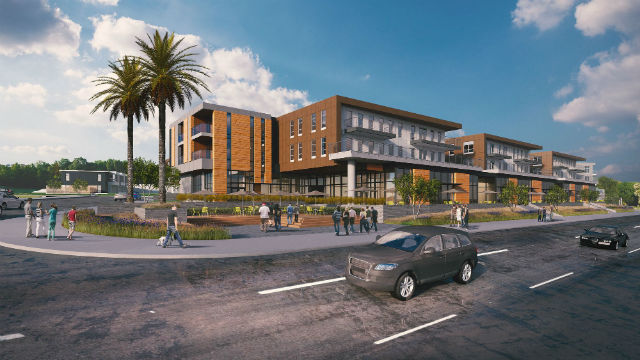 Luxury Apartments to Replace Vacant Cadillac Dealership in ...