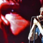 Anthony Kiedis, lead singer for Red Hot Chili Peppers, performs at KAABOO Del Mar