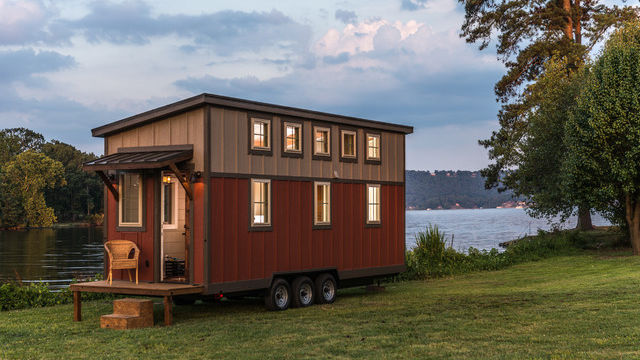 Weekend Design: Tiny Getaway Houses Bursting With Style and