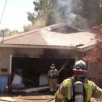 Heartland Fire & Rescue crews fight blaze in Lemon Grove.