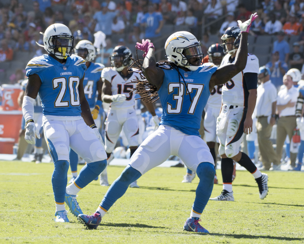 Chargers Shut Out Broncos First Shutout Since 2014