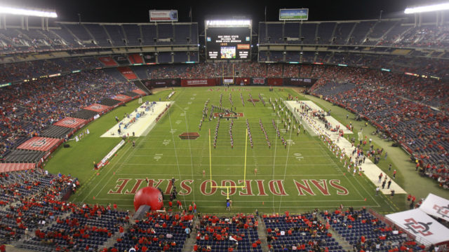 San Diego State Aztecs Marching Band