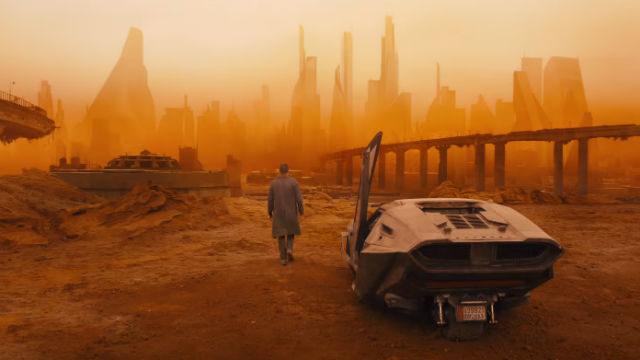 """Scene from """"Blade Runner"""""""
