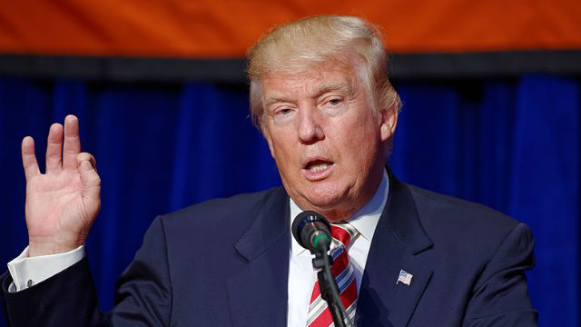 San Diego State Scrubs Trump's Name From Course About Impeaching Him