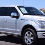 2016 Ford F-150 Platinum Edition pickup truck
