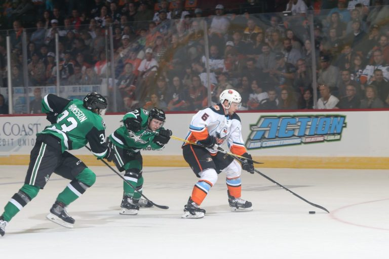 San Diego Gulls vs. Texas Star