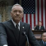 "Kevin Spacey, in ""House of Cards"""