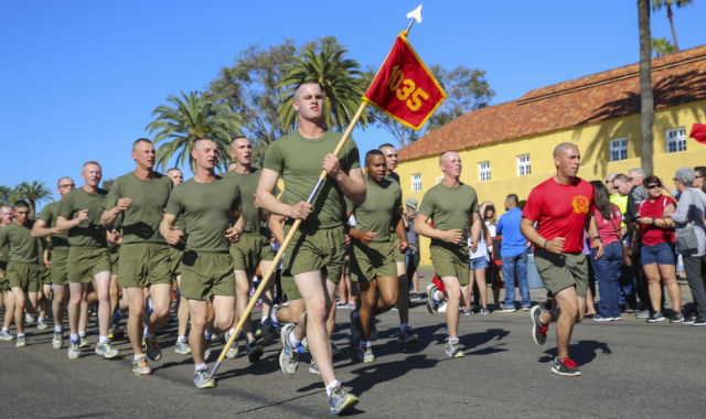Hundreds of Marine Corps recruits sickened by E. coli outbreak