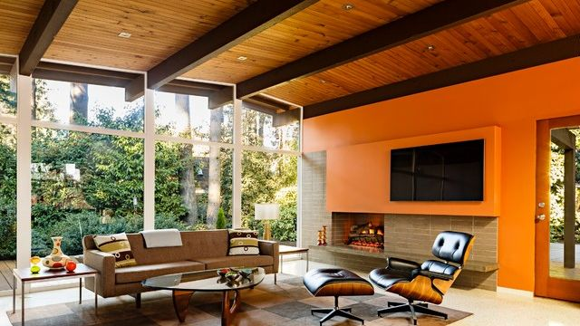 Weekend Design: 5 Color Palettes for a Midcentury Modern Look ...