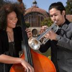 Musicians in Balboa Park