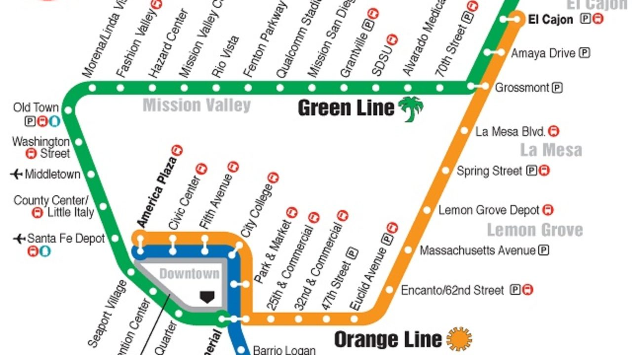 Aging Orange Line Trolley Undergoing Significant Equipment ...