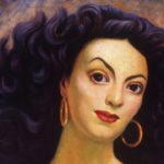 "Diego Rivera's ""Portrait of Maria Felix."""