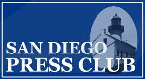 San Diego Press Club logo