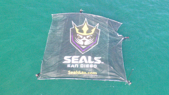 La Jolla Seals logo revealed