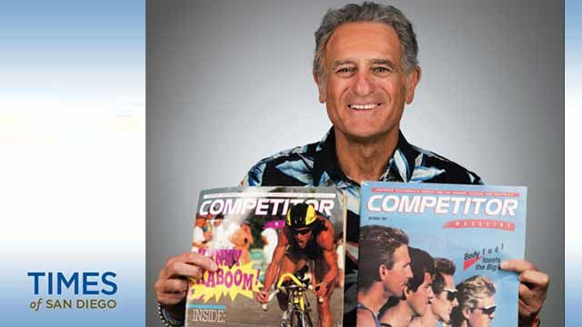 Bob Babbitt, co-founder of Competitor Magazine