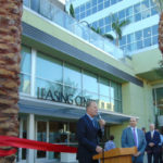 Mayor Faulconer at Vive on the Park