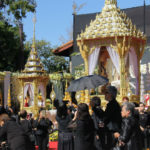 Ceremony at Wat Thai