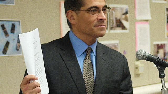California Atty. Gen. Xavier Becerra