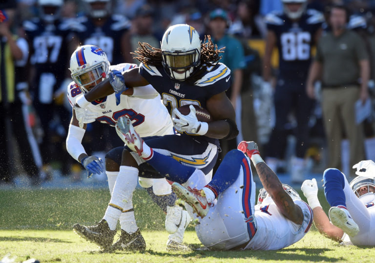 Chargers Melvin Gordon