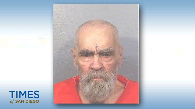 Charles Manson hospitalized in California