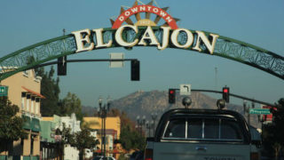El Cajon Sign